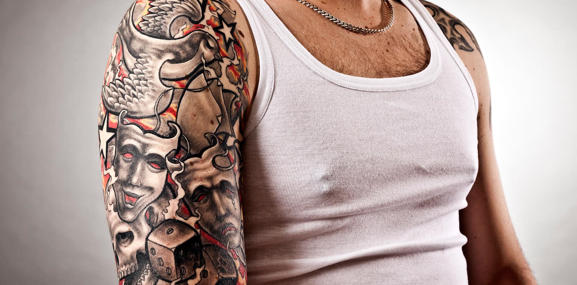 Intimate Tattoos
